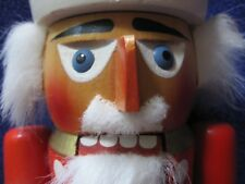 Vintage Steinbach Nutcracker Christmas Santa Claus With Gifts 15""