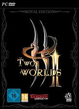 Two Worlds II Royal Edition (PC, 2010) German Collectors Edition