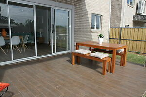 Rustic Brown Timber Look Porcelain Tile Premium Quality Tiles