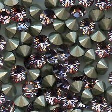 1028 SS29 AP***12 STRASS SWAROVSKI FOND CONIQSS29(6,3mm)CRYSTAL ANTIQUE PINK F
