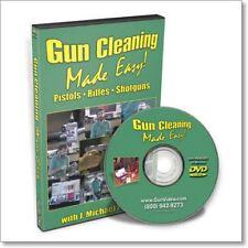 Gun Cleaning Made Easy: Pistols, Rifles, Shotguns (DVD)