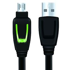 dreamGEAR Xbox One LED Charge Cable for Xbox One Controllers