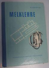 Melklehre (Tierzucht/Kühe/Kälber/altes Fachbuch/reich bebildert/gut erklärt)RAR!