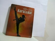 KARATE KID UK Blu-ray Steel book Edition + Bonus DVD