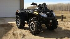 ARCTIC CAT H2 1000 MUDPRO ATV OVER FENDERS FLARES MUD GUARDS  2010 AND UP