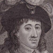 Portrait XVIIIe Louis Marie de La Révellière-Lépeaux Directoire Révolution