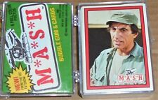 1982 Donruss MASH Complete Trading Card Set of 66 with Wrapper NM