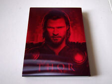 Thor 3D BluFans Exclusive Blu-ray Steelbook | Marvel Avengers Branagh | LIKE NEW