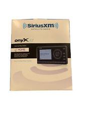 Sirius Xm Onyx Ez Satellite Radio with Home Kit Model Xez1H1