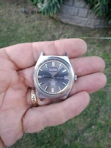 CITIZEN CRYSTAL SEVEN ORIGINAL SERVICED AUTOMATIC