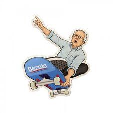 COMMONWEALTH SKATEBOARDING BERNIE SHREDS STICKER Bernie Sanders Skateboard Decal