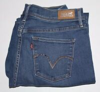 """Levis 512 Perfectly Slimming High Rise Jeans Womens Size 12 x 29"""" Short Bootcut"""