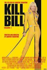 Kill Bill Tarantino Uma Thurman movie poster BRAND NEW never hung