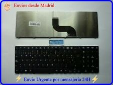 TECLADO ESPAÑOL NUEVO PACKARD BELL EASYNOTE TM82 TM85 SERIES  NSK-ALA0S TEC2