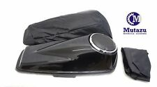 "Mutazu 6.5""  Slope Speaker Lids for 2014-up Harley Touring Bagger Gaskets covers"