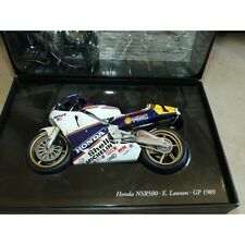 MOTO HONDA NSR500 GP 1986 E. LAWSON MINICHAMPS 1:12 World Champion