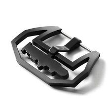 24mm PIG Submarine PVD Aftermarket Screw Buckle for Panerai PAM Strap Band Watch