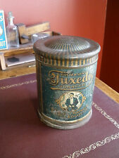 Late 1800s rare PATTERSON'S TUXEDO TOBACO TIN - Patterson Tobacco Co