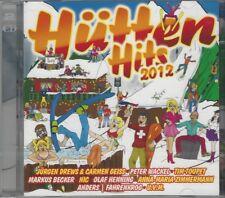 V/a cabanes Hits 2012 - 2 CD, Jürgen Drews & Carmen Geiss, Mickie Krause, Nic A.M
