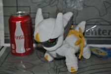 Pokemon Center Arceus Pokedoll Plush 2009 Japanese LEGIT