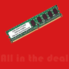 2GB DDR2 533Mhz PC2-4200 DELL HP MAJOR DESKTOP Memory Ram uDimm 240 pin 533