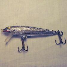 """KASSNAR Minnow Lure Wobbler Fishing Hooks 3"""" Long  NEW"""