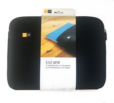 "Case Logic 10-11.6"" Laptop/Chromebook Sleeve EVA Foam *NEW*"