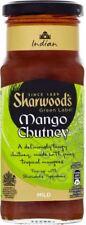 Sharwood's Green Label Mango Chutney (360g) (Pack of 6)