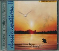 PREMANJ Classic Emotions II - 1999 UK Nightingale CD - NewAge Ambient Meditation
