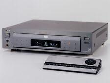 Sony DVP-S7000 CD/DVD Player Japanese Gunmetal Version NTSC Region 2