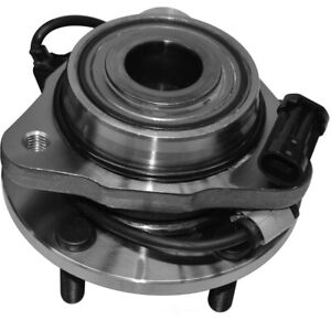 GSP 104200 Hub Assembly Front Chevrolet Truck 03-98; GMC Truck 03-98