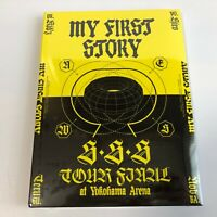 MY FIRST STORY S・S・S TOUR FINAL at Yokohama Arena DVD Free Shipping