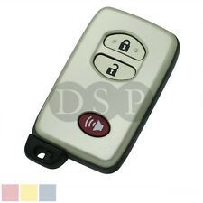 Remote Smart Key Shell Uncut fit for TOYOTA 4Runner Venza Land Cruiser Case 3B