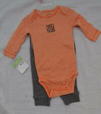 2 PC CARTER'S  ' DADDY'S LITTLE TIGER ' Size 0-3 months  NIP #P328
