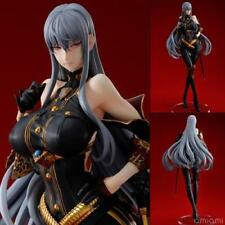 Anime Valkyria Chronicles Selvaria Bles 1/7 Scale PVC Figure New No Box 27cm