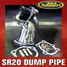 Dump Pipe Turbo Outlet For Nissan Silvia 200sx S13 S14 S15 SR20 CA18 T28 Garrett