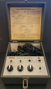 Kodak Cavalcade Carousel Slide Programmer (Model 1) - Vintage (1960's) Rare
