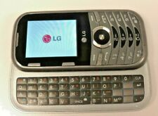 LG Cosmos 3 Sprint Slider Phone Compatible w/Tello, Twigby, Red Pocket CLEAN ESN
