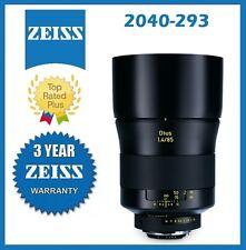 Pre-Order Zeiss Otus 85mm f/1.4 Apo Planar T* ZF.2 Lens for Nikon Mfr# 2040-293