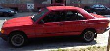 Mercedes W201 190E 1986 STAN MUZEALNY!