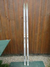 """New listing Ready to Use Cross Country 72"""" Long Artis 185 cm Snow Skis Sns Profil Binding"""