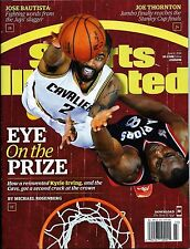 New Sports Illustrated Kyrie Irving Cleveland Cavaliers Cavs 2016 No Label