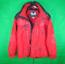 Mens Couloir Genesis Red Outdoor Ski Wear Snow Sown Windproof Jacket 44L 44 Long