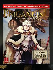 Brigandine The Legend of Forsena Prima Official Strategy Playstation Game Guide
