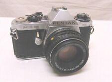 Pentax ME Super SE 35mm SLR Film Camera with 50mm 1:2 Lens