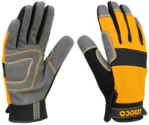 Ingco Mechanic Gloves XL