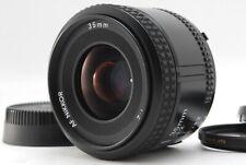 �N Mint+】 Nikon Af Nikkor 35mm f/2 35mm Slr Digital Camera Lens Auto focus Mf