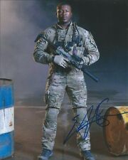 Edwin Hodge Six autographed 8x10 photo with COA by CHA