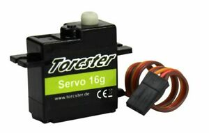 Torcster Mini Servo NR-81 16g HS-81 NEU&OVP
