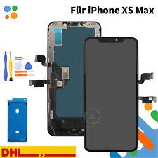 Für iPhone XS Max Display Komplett LCD Retina TFT TouchScreen Bildschirm Schwarz
